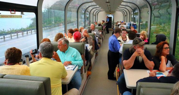 Alaska Train Tour Cruise for Unforgettable Trips
