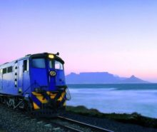 Blue Luxury Train Journeys in Africa