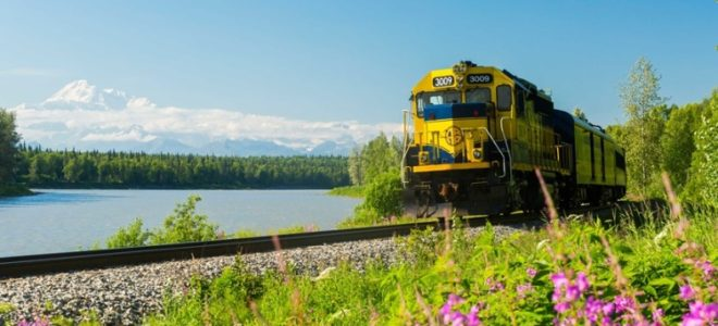 Can You Travel To Alaska By Train