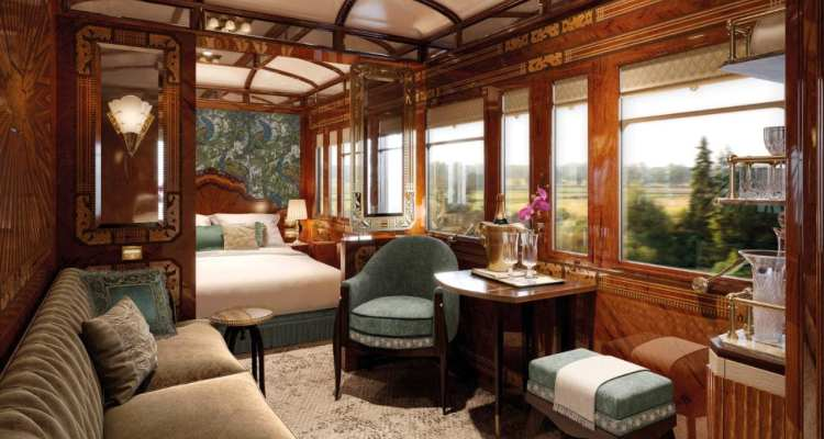 Choices For Luxury Train Trips Around The World