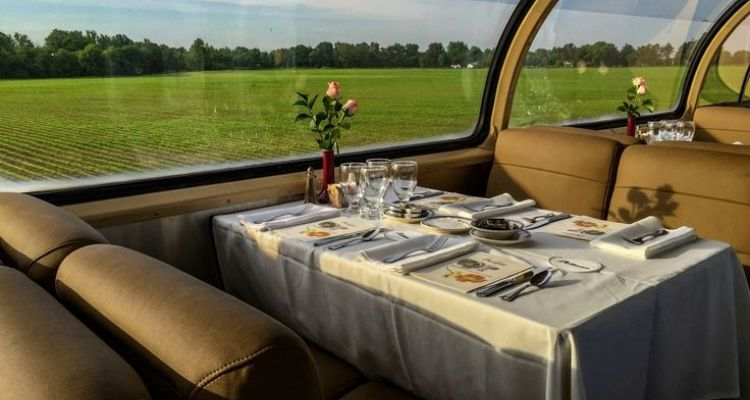 Comfortable Journey with Luxury Train Travel in New Orleans