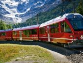 European Rail Travel Journey