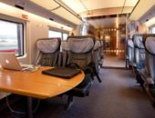 First Class Train Travel Advantages