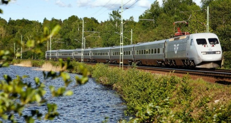 Learn About Train Travel In Sweden