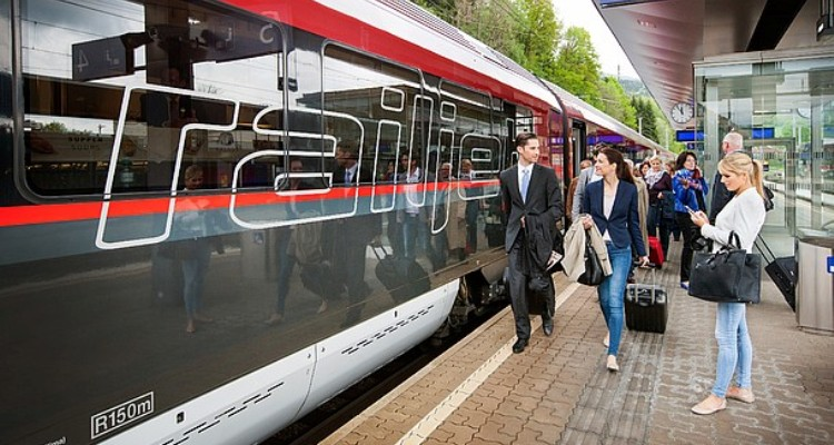 Learn About Train Travel in Austria