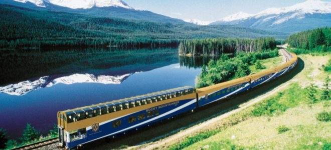 Learn About Train Travel in Canada