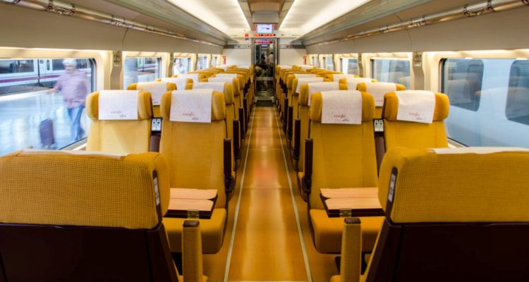 Learn About Train Travel in Spain