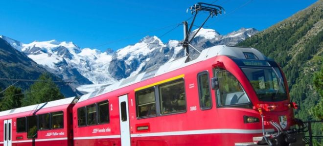 Learn About Train Travel in Switzerland