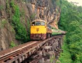 Learn about Train Travel in Thailand before You Go