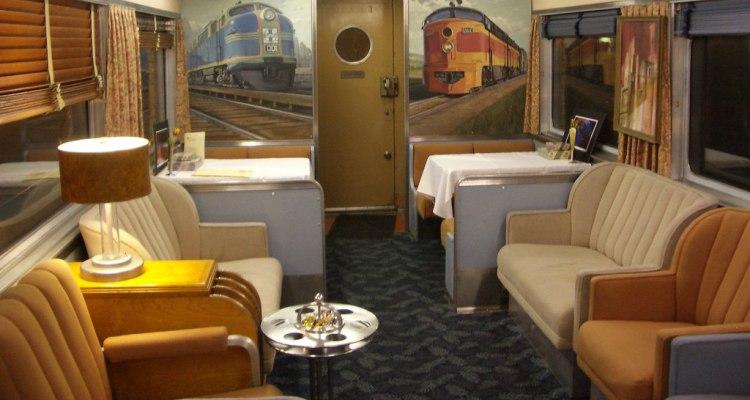 Luxury Train Travel Across USA
