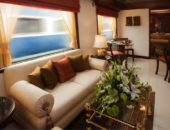 Luxury Train Travel Across USA