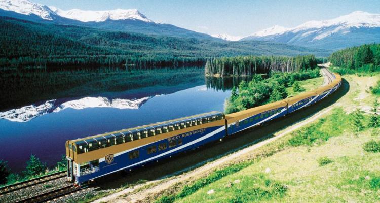 Rockies Luxury Train Travel In Canada