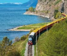 The World's Great Train Journeys and the Train Budget