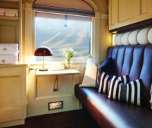 USA Luxury Train Travel