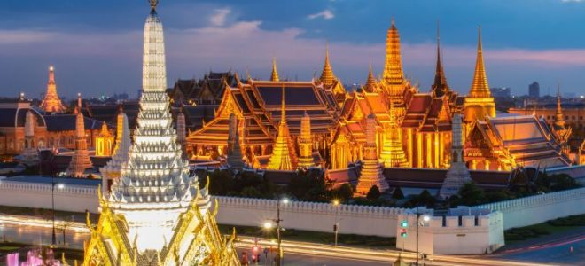 Visitor's Guide to the Temples of Bangkok
