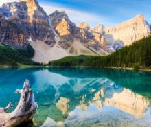 Breathtaking Canadian National Parks For The Adventurous Couple