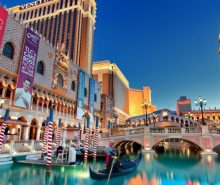 An Exhilarating Vegas Honeymoon