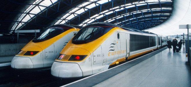 EUROSTAR Destination Guide for Rail Travel in Europe