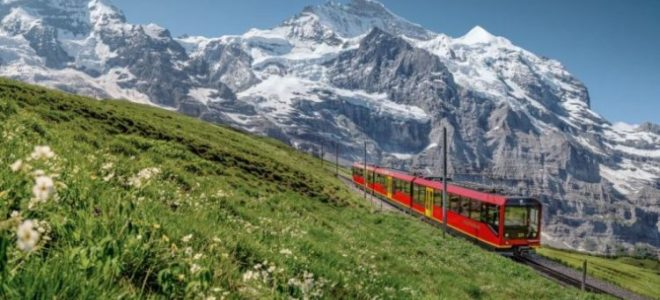 Get Unforgettable European Train Trips from London