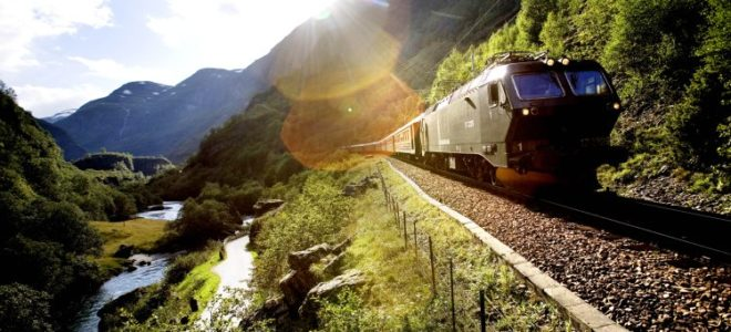Learn About Train Travel In Norway