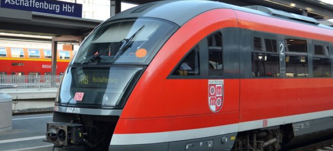 Learn About Train Travel in Germany