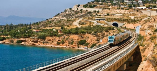 Learn about Train Travel in Greece for Backpacker
