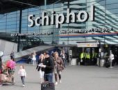 Train Travel Times from Amsterdam to the Schiphol Airport