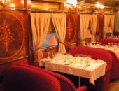 What's Inside Al Andalus Luxury Train Travel in Spain