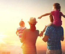 How To Survive Your First Trip As A Family