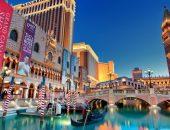 An Exhilarating Vegas Honeymoon
