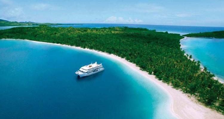 Fijian Paradise