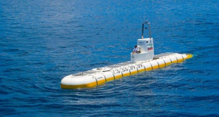 Go For A Submarine Ride