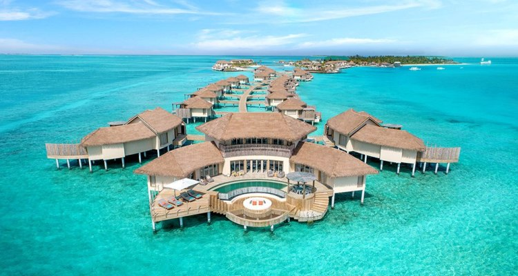 You Just Can't Go Wrong In The Maldives